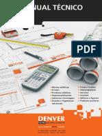 Denver - Manual Técnico de Impermeabilizantes