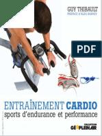 Entrainement Cardio Sports d Endurance Et Performance