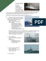 Daftar Kapal Perang TNI AL
