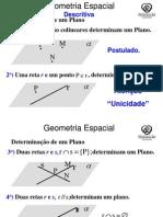 Geometria Espacial Aula