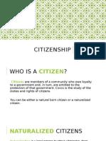 citizenship 2015