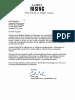 American Rising PAC FOIA - Gov. McAuliffe Emails