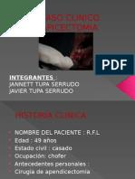 Caso Clinico Apicectomia
