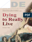 Dying to Really Live