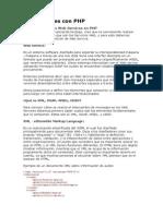 Web Services Con PHP