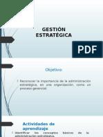 Fundamentos de Gestion Estrategica