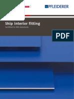 Ship Interior Fitting Baars Bloemhoff