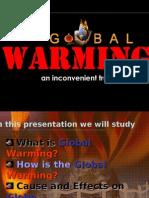 Glowbal Warming