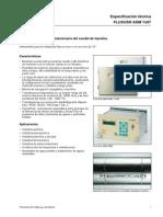 Manual Flujometro Tsfluxus f7v1-6es Leu