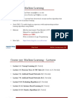 Ml Lecture1