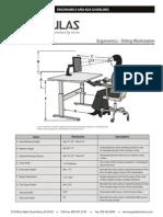 Ergonomic ADA Guidelines