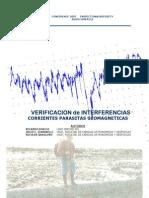 Interferencias Corrientes Parasitas Geomagneticas