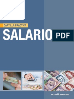 Liquidación Salarios en Colombia.