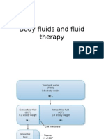 Body Fluids and Fluid Therapy
