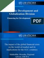 oil crisis 2008