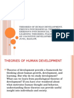 theoriesofhumandevelopment-131006064608-phpapp01