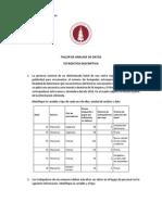 Sesion 3_taller de Estadistica Descriptiva