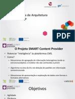 SMART CP Arquitectura 1.0