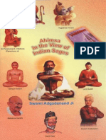 Ahimsa Dharma English