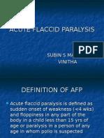 ACUTE FLACCID PARALYSIS.ppt