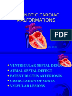 Acyanotic Heart Disease