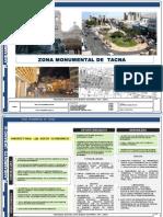 Matriz Foda Zona Monumental - TACNA
