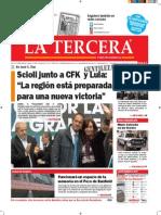 Diario La Tercera 10.09.2015