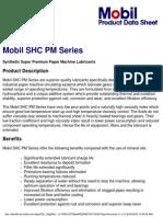Mobil SHC PM Series