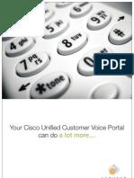 Acqueon - iAssist for Cisco Unified CVP