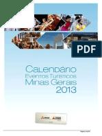 Calendario de Eventos 2013