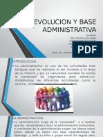 1.1 Evaluacion y Base Administrativa