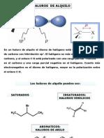 Sustitucion Nucleofilica III Ciclo 2015