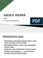 Case Abses Hepar