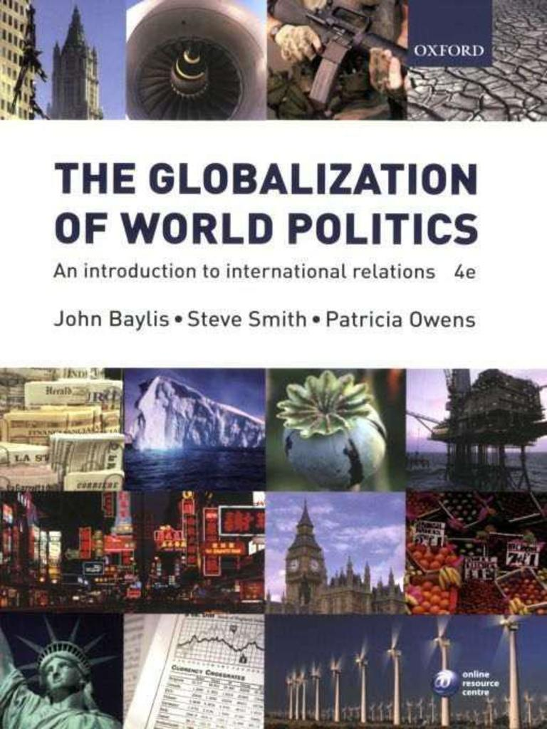 An Introduction To International Relations Theory  International Politics   International Relations