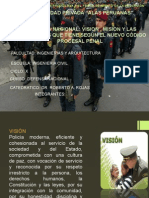 LA POLICIA NACIONAL DEL PERU
