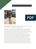 A Biography of Vijay Mallya