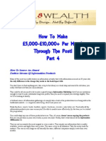 How to Make £5,000-£10,000+ Per Month Through