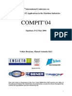 3rd International Conference on Computer and IT Applications in the Maritime Industries