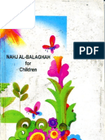 Nehjul Balagha Fo rChildren English