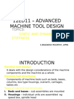 12ed11 – Advanced Machine Tool Design Ppt
