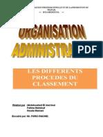 LES DIFFERENTS PROCEDES DU CLASSEMENT.pdf
