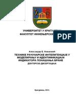 ANFIS-doktorska Disertacija