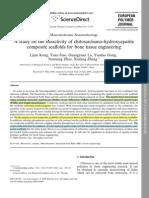 1. Bioactivity of Chitosan Nano-hydroxyap6atite