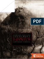 El Horror de Dunwich (Ilustrado) - H. P. Lovecraft