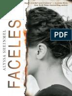 Faceless (Excerpt)
