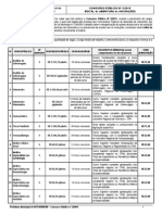 PM VOTORANTIM - CP 2-2015 - Edital de Abertura de Inscrições - Saúde