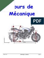 Cours Méca