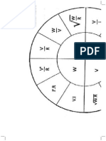 Mapa Mural 4x4 Formulas Electricas