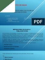 Calculo de La Poblacion