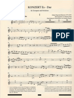 Concierto Eb - Hummel (Bb)